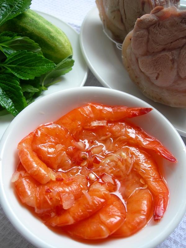 Mam Tom Chua (Sour Shrimp Paste)