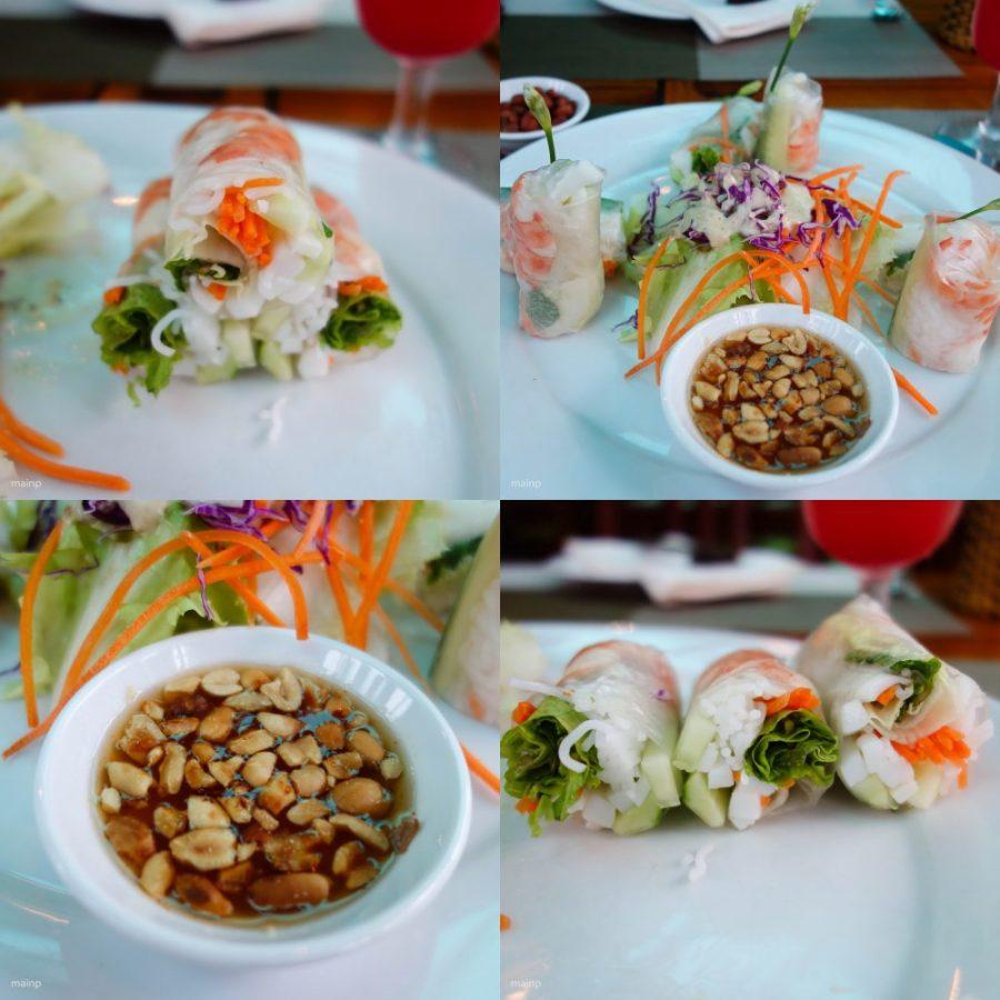 Shrimp Summer Rolls - Gỏi Cuốn Tôm