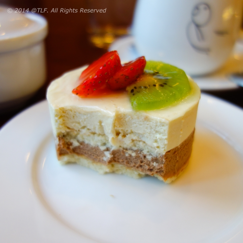 Durian Mousse