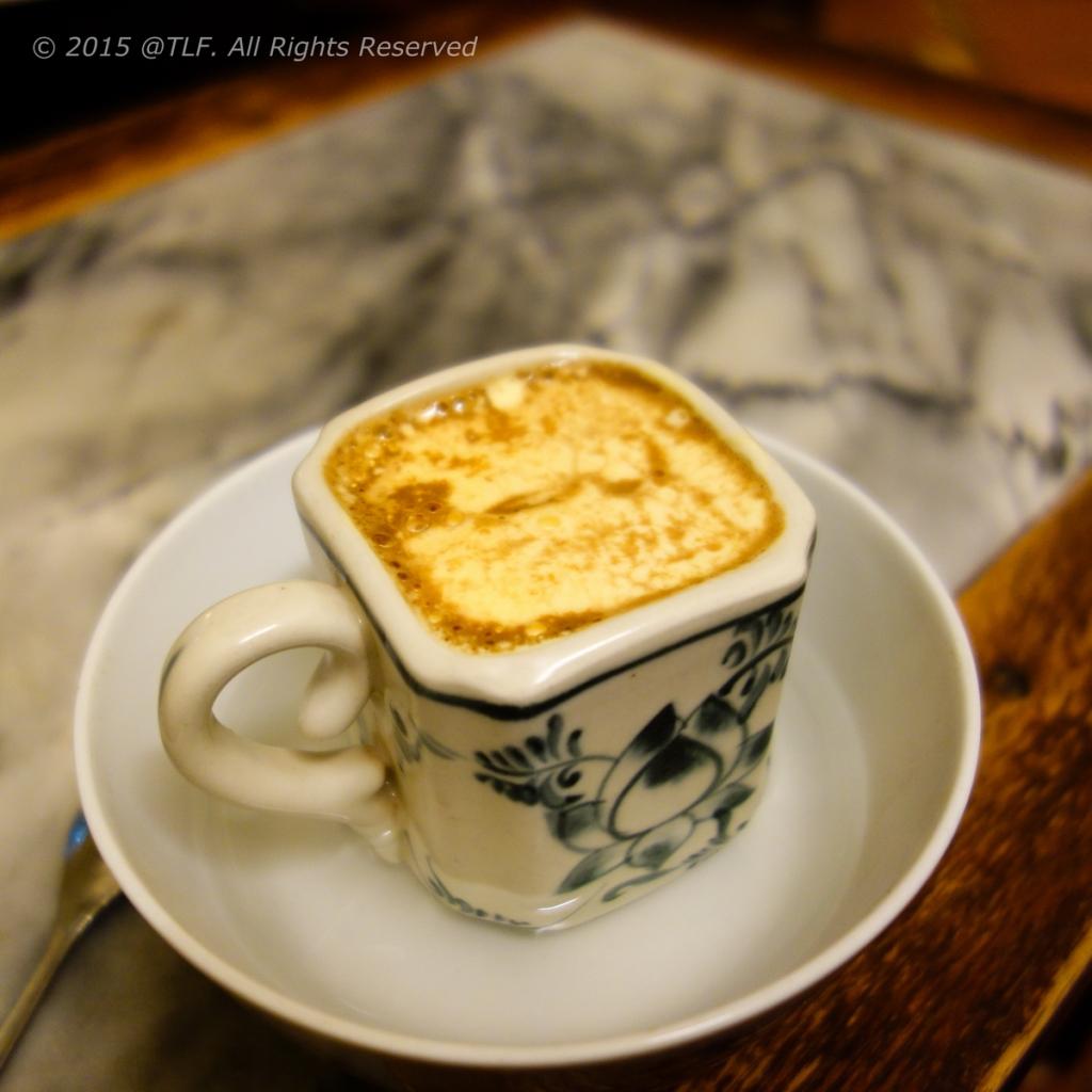 Egg Coffee (Jan 2015)