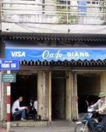 Nostalgia - Cafe Giang, 7 Hang Gai