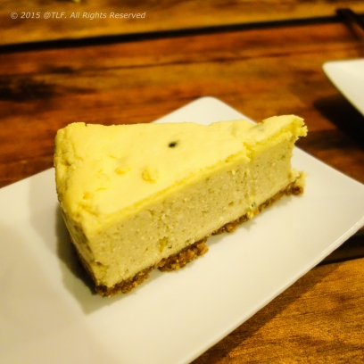 Banana Cheesecake