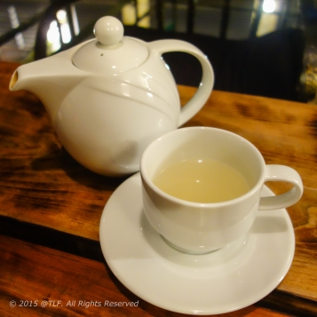 Lemongrass and Ginger Tea