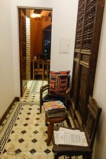 The corridor in 2nd floor