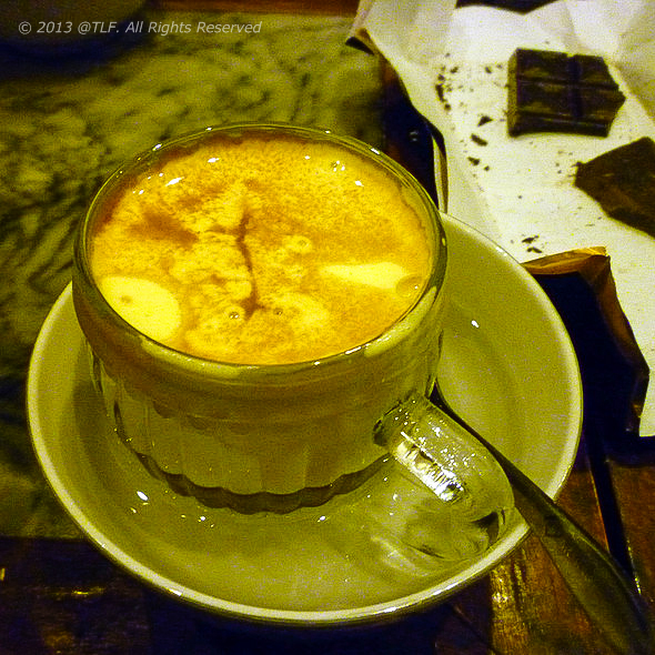 Egg Coffee (Jan 2013)