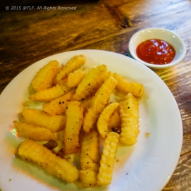 Fries (Khoai Tay Ran)
