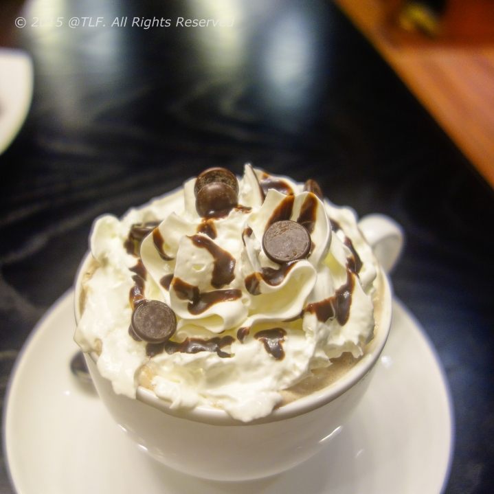Glorybites Hot Chocolate Cocktail