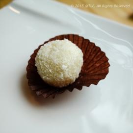 Coconut Rum Chocolate