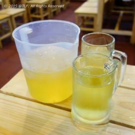 Tra Da (Iced Tea)