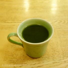 Hot Matcha Tea