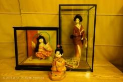 Second floor - Japanese Dolls