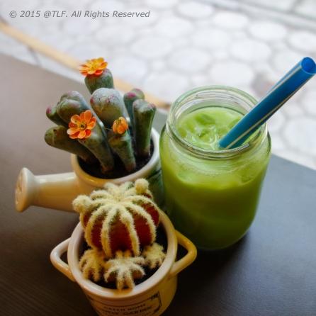 Thai IcedTea with Jelly