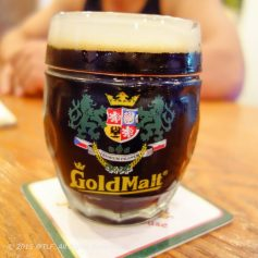 Dark Gold Malt Beer