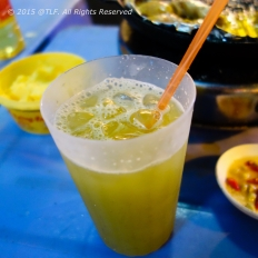 Nuoc Mia (Sugarcane Juice)