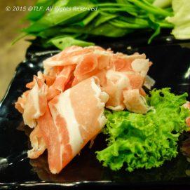 Kimchi Hot Pot - Pork