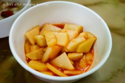 Spicy and Sour Pickled Bamboo Shoot