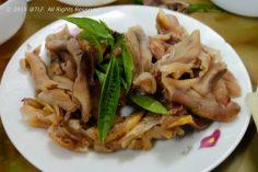 Chan Ngan Rut Xuong (Boneless Muscovy Duck's Feet)