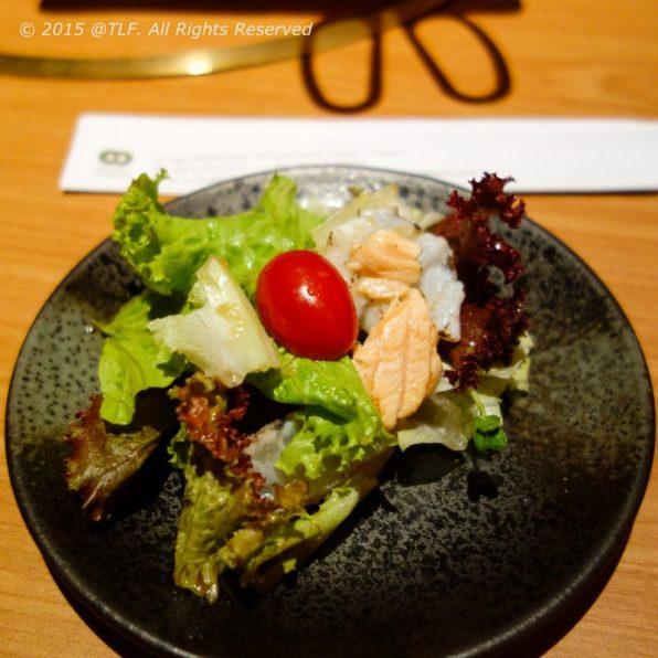Seafood Salad (海鮮サラダ) - Salad Hai San