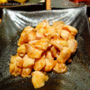 Marinated Chicken Cartilage with Miso - Sun ga uop Sot Miso