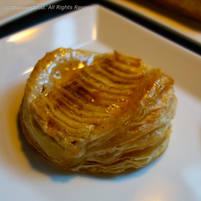 Tarte Aux Pommes (Apple Pie)