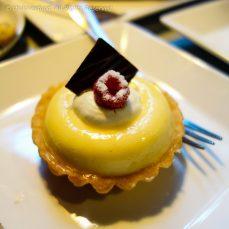 Tarte Citron Framboise (Lemon Raspberry Tart)