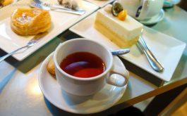 Bluberry Tea