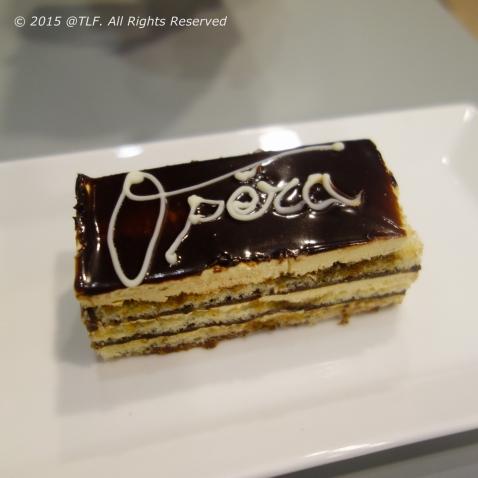 Chocolate Opera Cake