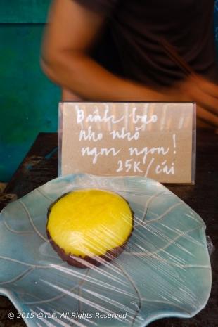 Salted Egg Yolk Custard Buns (Liu Sha Bao) - I guess