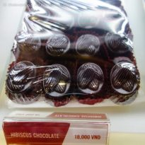 Hbiscus Chocolate