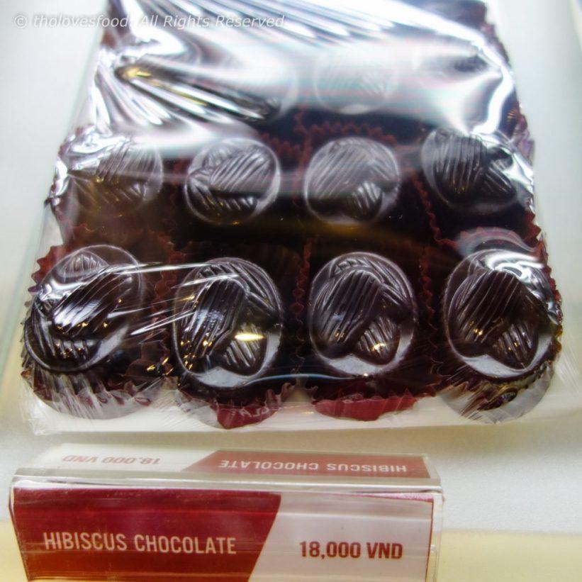 Hbiscus Chocolate