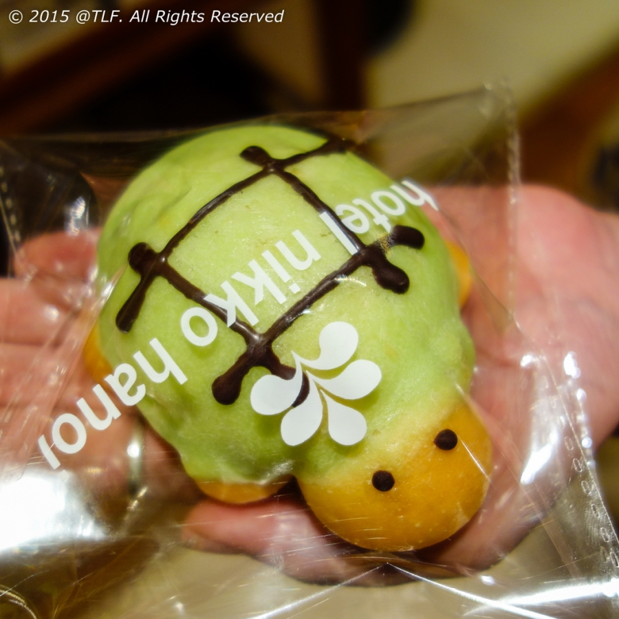 Super Cute Turtle Bread!!!