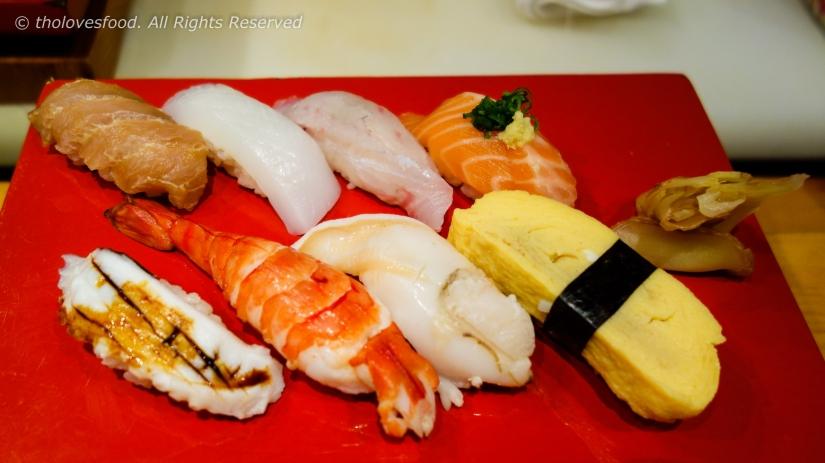 Nigiri Special