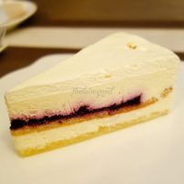 blueberry cheesecake - cheesecake việt quất