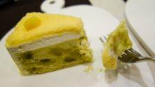 sweet potato mousse - bánh khoai lang