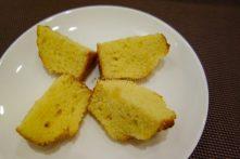 lemon muffin - muffin chanh vàng