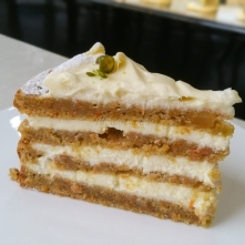 Carrot Cheesecake - Cheesecake Cà Rốt