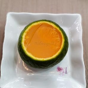 orange jelly - thạch cam
