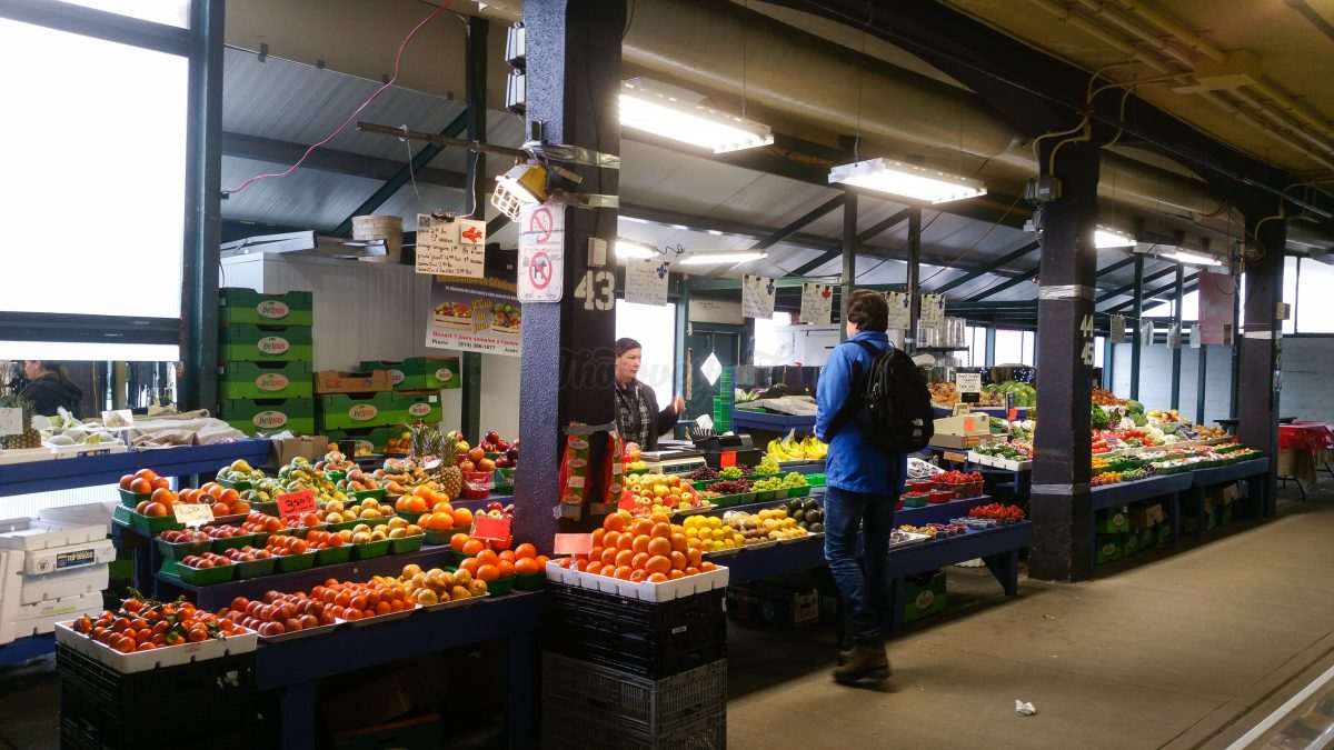 Diary of Going to Market in Montreal (1)
