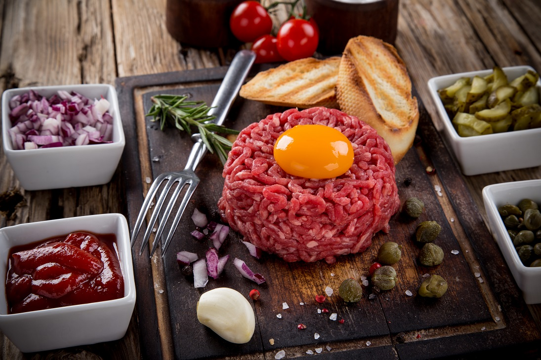 12 Ways The World Eats Raw Beef