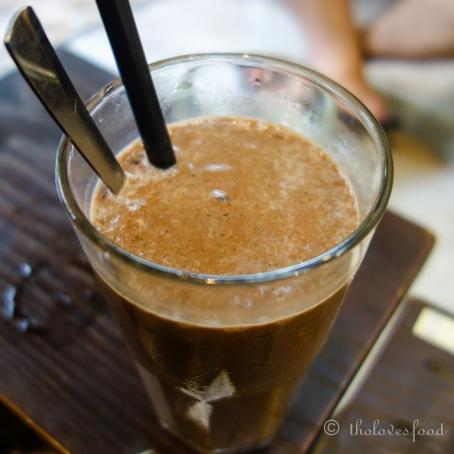 Banana Chocolate - Chuối Socola