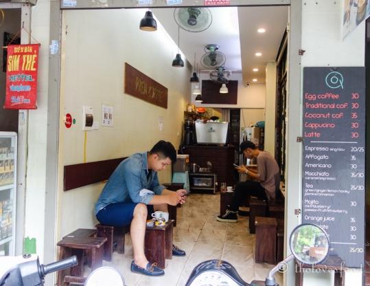 Drew Coffee Nguyen Huu Huan