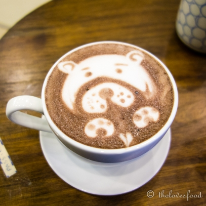 Hot Chocolate - Bear